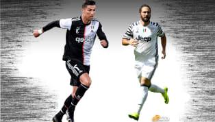Gonzalo Higuain a pu reprendre l'entraînement avec la Juventus etCristiano Ronaldo. Depuis leur collaboration au Real Madrid il y aplus de 6 ans, les temps...