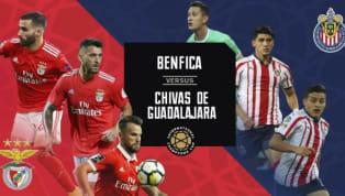 El próximo sábado 20 de julioChivasasumirá su segundo compromiso de la International Champions Cup 2019 frente al Benfica de Portugal, un duelo listo para...