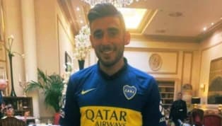 Eduardo Salvio es nuevo jugador de Boca. El ex-Benfica ya se encuentra en la Argentina y en las próximas horas firmará el contrato que lo vinculará al Xeneize...