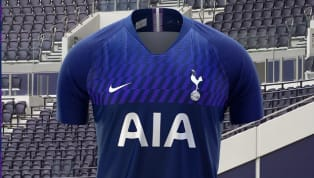 Tottenham have released their new away kit for the 2019/20 season with a slick new strip that will be the first worn for their first full season at the...