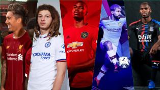Cùng điểm qua những bộ áo đấu sân nhà, sân khách, áo đấu thứ ba của toàn bộ 20 đội bóng ở Ngoại hạng Anh mùa 2019/20 trong chùm ảnh sau: Arsenal Nhà sản...