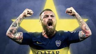 Daniele De Rossiha deciso: fine della carriera in Italia, spazio all'avventura in Argentina con la prestigiosa maglia del Boca Juniors. Troppo grande...