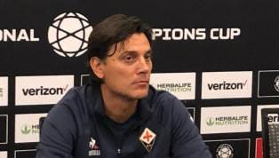 Conferenza stampa di rito per Vincenzo Montella, alla vigilia del match che vedrà la suaFiorentinaimpegnata contro l'Arsenal di Unai Emery, gara valida per...