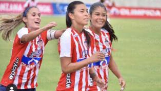 La hinchada de Barranquilla y la costa caribe no solo recibe alegrías por parte del equipo masculino, sino que ahora tienen doble fiesta con las 'Tiburonas',...