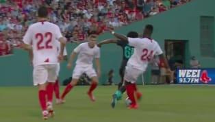 Mới đây ở trận giao hữu giữa Sevilla và Liverpool đã xảy ra một tình huống cực kỳ thiếu fair-play khi cầu thủ Joris Gnagnon đã cố tình sút thẳng vào chân của...