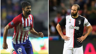 Manchester United have been offered the chance to sign both Diego Costa and Gonzalo Higuain on loan this summer, as reported by us nice people at 90min, as...