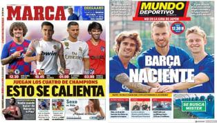 """SuperDeporte entrevista hoy a Diakhaby y titula """"Aquí soy feliz"""". El Valencia habría rechazado una oferta de 40 millones por el central, que tampoco está por..."""