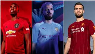 Seperti lansiran dari situs resmi90min,20 klub Premier League telah merilis jersey kandang mereka untuk musim 2019/20. Berikut adalah daftar lengkap...