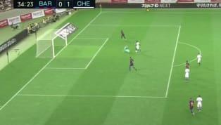 Chelsea bất ngờ có bàn mở tỉ số vào lưới của Barcelona ở phút 33 trận đấu giao hữu thuộc Rakuten Cub ở Nhật Bản sau khi Tammy Abraham trừng phạt sai lầm của...