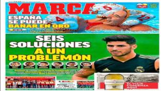La entrevista con Dani Parejo ocupa la portada del diario. El capitán habla de la situación de Rodrigo, de la competencia en su puesto y de los nuevos...
