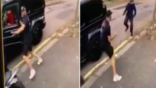 ​​Arsenal duo Mesut Ozil and Sead Kolasinac ​were subjected to an attack by a knife-wielding moped gang in London on Thursday afternoon. The German was...