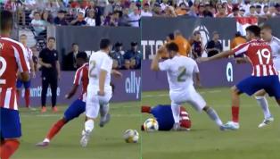 Diego Costa và Dani Carvajal mới đây đều đã phải nhận thẻ đỏ sau một tình huống trả đũa lẫn nhau cực kỳ căng thẳng ở trận derby giữa Real Madrid và Atletico...