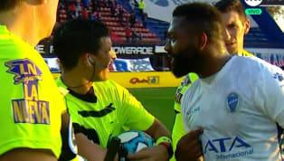 Los errores arbitrales se hicieron presentes en la primera jornada de la Superliga Argentina. Con el encuentro 2 a 2 y a falta de muy poco para el final,...