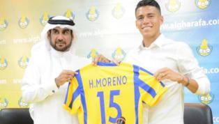 El defensa mexicano Héctor Moreno se convirtió en nuevo jugador del Al Gharafa SC de la Liga de Qatar. Fue el pasado domingo cuando se hizo oficial el...