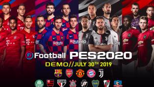 Tựa game đình đám PES 20 cũng đã ra mắt với sự xuất hiện củaLionel Messitrên ảnh bìa, ngoài ra còn có Scott McTominay củaManchester Unitedvà Miralem...