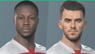 Theo như cập nhật mới nhất từ PES 2020 thì hai ngôi sao tân binh của Arsenal là Nicolas Pepe và Dani Ceballos đều đang sở hữu chỉ số chung không dưới 80....
