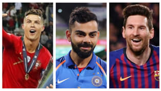 Indian cricketing great Virat Kohli has put Cristiano Ronaldo on top of his list of 'most complete players' that he has ever seen in football. The 30-year-old...