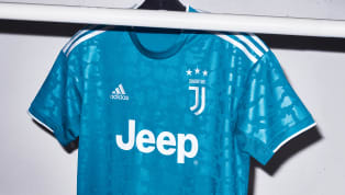 ​Juventus have launched their new adidas third kit for the upcoming 2019/20 season, a bright unity blue that is a modern interpretation of a classic colour...