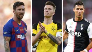 Dựa trên số liệu của trang Transfermarkt, 90min đưa ra danh sách 10 cầu thủ trên 30 tuổi đang được định giá cao nhất thế giới hiện tại, đó đều là các ngôi sao...