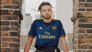 Arsenal have unveiled their new third kit for the 2019/20 Premier League campaign, with a design intended to blend the club's rich history with a modern...