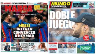 """SuperDeporte recoge de nuevo, esta vez de forma oficial, el fichaje de Mangala por el Valencia y titula """"¡Fichado!"""". El jugador francés ya se encuentra en..."""