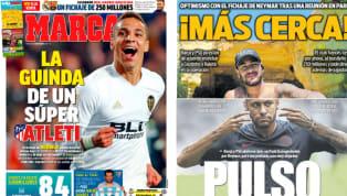 Hacemos un repaso de las portadas de los principales periódicos de nuestro país hoy, miércoles 14 de agosto. El diario más vendido de nuestro país hace...