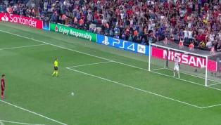 Trận tranh Siêu Cup UEFA giữaLiverpoolvàChelsearạng sáng 15.8 đã phải dùng đến loạt luân lưu để phân thắng bại sau khi hai đội hòa nhau 2-2 ở 120 phút...