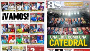 Como no podía ser de otro modo, el inicio de la 89ª edición del torneo más importante de España es el protagonista en las primeras planas de los principales...