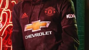 ​adidas have officially launched the new Manchester United 2019/20 third kit, a classy black design that completes the club's line-up of jerseys for the...