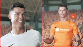 Cristiano Ronaldomới đây đã khiến cho người hâm mộ một phen hết hồn khi xuất hiện trong quảng cáo của thương hiệu đình đám Shopee. Tiền đạo người cũ của...