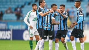 OGrêmiosegue seu processo de valorizar as jovens promessas que começam a se destacar no elenco profissional e ganhar espaço com o técnico Renato...
