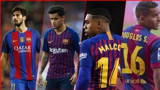 Trong lịch sử chuyển nhượng của mình, đội bóng chủ sân Camp NouBarcelonamang về không ít những cái tên mà có lẽ đến thời điểm hiện tại, hiếm người nhớ đến....
