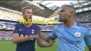 Gabriel Jesus mới đây đã phải dùng đến những từ tục tĩu để mắng tổ trọng tài sau khi bàn thắng vào lưới Tottenham Hotspur bị từ chối bởi VAR trong trận cầu...