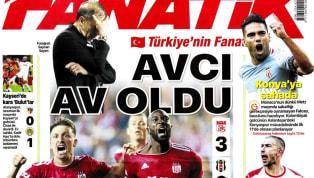 Beşiktaş'ın Demir Grup Sivasspor deplasmanında aldığı 3-0'lık yenilgi gazetelerde ağırlıklı olarak işlendi. Pazar gününün öne çıkan haber başlıkları şu...
