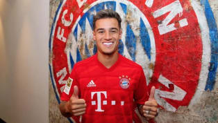 Philippe Coutinho đã chính thức chia tay Barcelonađể gia nhập Bayern Munich sau khi cảBarcelona và Bayern Munich đều đã đồng loạt chính thức công bố phi vụ...