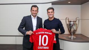 Gelandang serba bisa asal Brasil, Philippe Coutinho, akhirnya pergi meninggalkanBarcelona. Mantan pemain Liverpool tersebut baru sajaresmi diperkenalkan...
