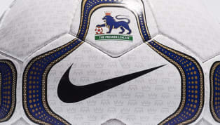 Nike has launched an official limited edition run of the classic Nike Geo Merlin match ball to celebrate the brand's 20-year partnership with the Premier...