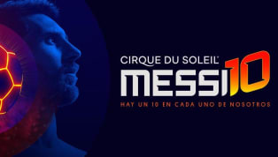 El Circo del Sol tiene un espectáculo llamado Messi10. Es un espectáculo de malabares, arte y obras maestrar junto a un esférico con muchos freestylers que...