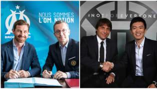 L'Inter Milan et l'OM ont tous deux été rachetés lors de la saison 2016-2017.3 ans plus tard, procédons à un état des lieux en parlant transferts, résultats...