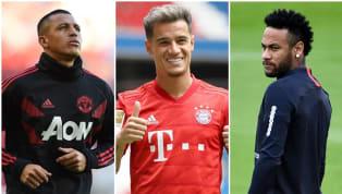 Từng được xem là niềm hy vọng số 1 của đội bóng thế nhưng theo thời gian, Gareth Bale hay Neymar... - những bom tấn đã tiêu tốn của đội bóng chủ quản hàng...