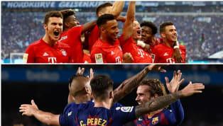 Với hàng loạt sự bổ sung chất lượng trong mùa Hè vừa qua, những Real Madrid, Barcelona hay Juventus... đang rất quyết tâm để thâu tóm mọi danh hiệu ở mùa giải...