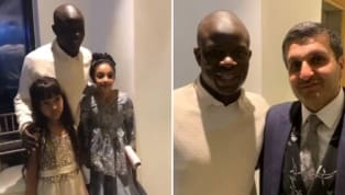Often termed the nicest guy in world football, N'Golo Kante ensured he managed to fulfil an invitation that he had earlier rejected as he attended...