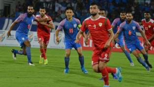 ​A quick-fire late brace from Al-Mandhar saw the ​Indian national football team go down to Oman in their World Cup qualifier's ​opening game in Guwahati after...