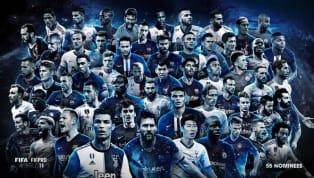 Liên đoàn bóng đá thế giới (FIFA) mới đây đã công bố danh sách 55 cầu thủ được đề cử cho FIFPro 2019 hay còn gọi là Đội hình hay nhất thế giới năm 2019. Được...