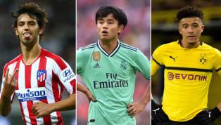 Cùng 90min điểm qua danh tính 10 cầu thủ trẻ nhận lương cao nhất thế giới hiện tại. Cùng vị trí số 1 với Vinicius là Jadon Sancho. Tài năng trẻ của Bayern...
