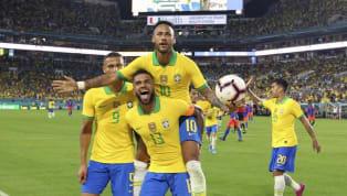 El Hard Rock Stadium de Miami acogió anoche uno de los duelos más atractivos de América, las selecciones deBrasily Colombia se medían en un amistoso que,...
