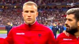 Un événement inhabituel a retardé le coup d'envoi de la rencontre opposant la France à l'Albanie. L'équipe de France affrontait ce soir l'Albanie dans le...