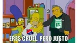 Los memes no perdonaron y ridiculizaron al Deportivo IndependienteMedellín por su nueva derrota ante Atlético Nacional, en menos de 15 días, donde...