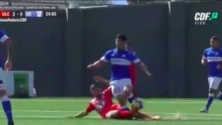Una tarde terrorífica vivió el ex futbolista chileno deCruz Azul, Francisco Silva, quien recibió este domingo una fuerte barrida que le fracturó su pierna...