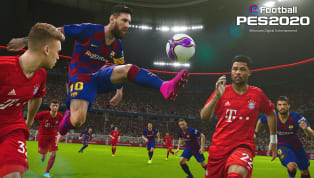 eFootball PES 2020 is here.  Konami's latest instalment of the series is available from today (10/9), and we at 90min - Scott Saunders and I, Jude Summerfield...